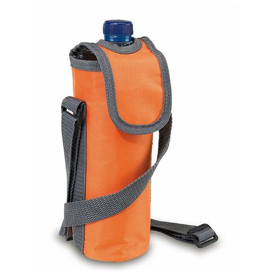 Image of Flessen koeltas oranje 0.5 liter