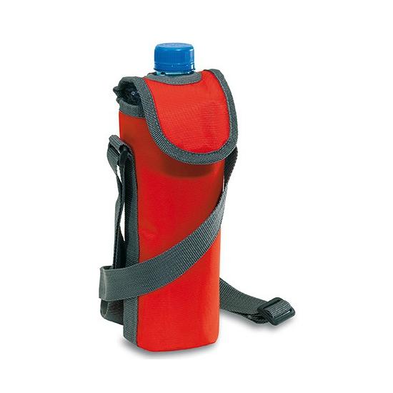 Image of Flessen koeltas rood 0.5 liter