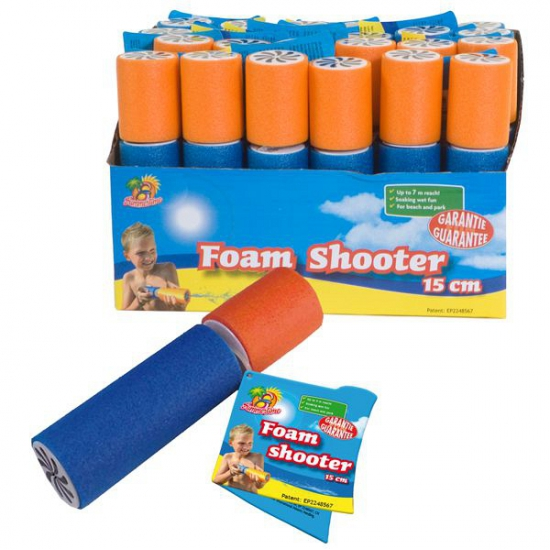 Image of Foam speel waterpistool 15