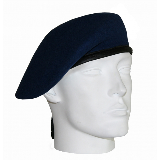 Image of Fostex baret blauw