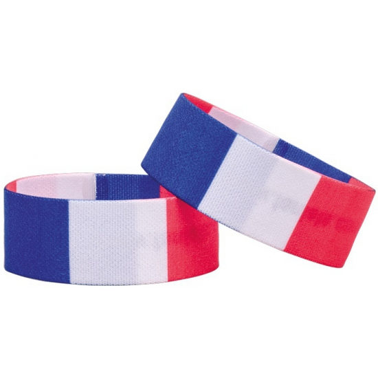 Frankrijk sport polsbandje