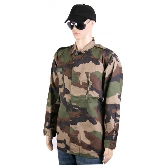 Image of Franse F2 jack camouflage print