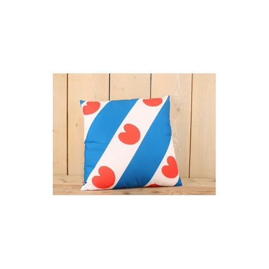 Image of Friesche vlag kussen 45 x 45 cm
