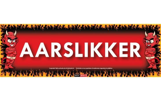 Image of Frustratiesticker Aarslikker