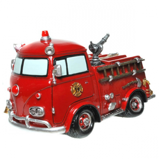 Gadget spaarpot brandweerauto