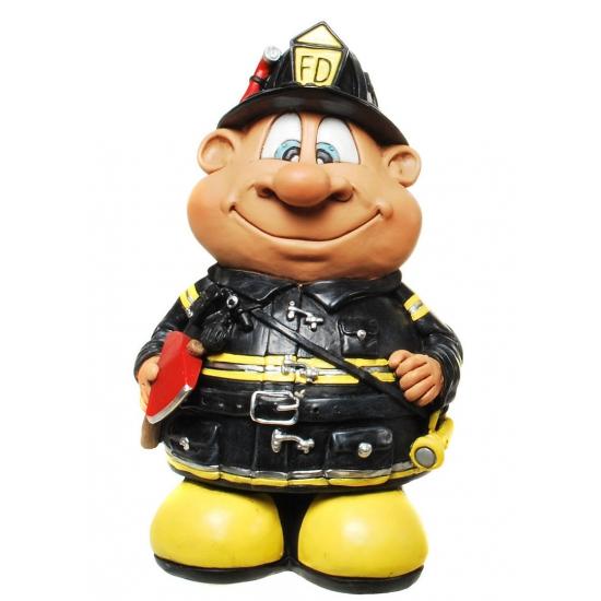 Gadget spaarpot brandweerman