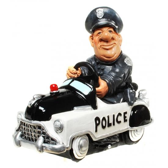Gadget spaarpot politieagent