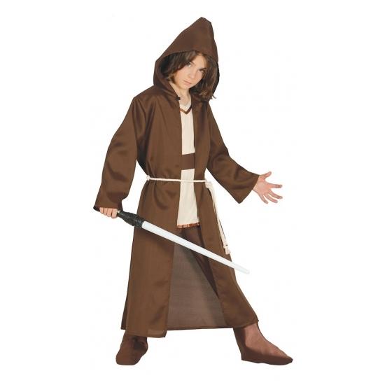 Image of Galaxy meester kostuum bruin voor kinderen