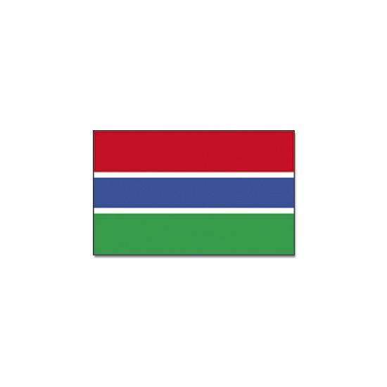 Gambiaanse vlaggen