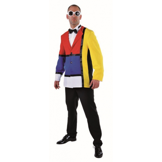 Image of Gekleurd jasje voor heren