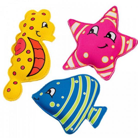 Image of Gekleurde duikdiertjes 3 stuks