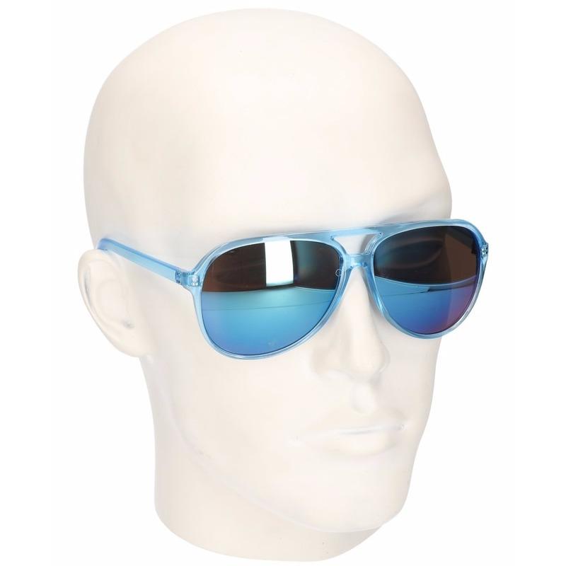Image of Gekleurde zonnebril voor heren