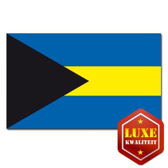 Gevel vlag Bahamas