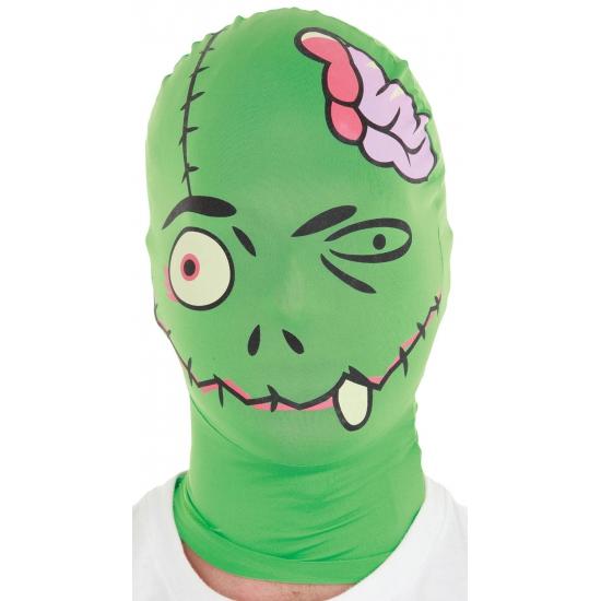 Image of Gezichtsmasker tweede huid Frankenstein