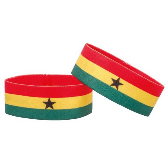 Ghana sport polsbandje
