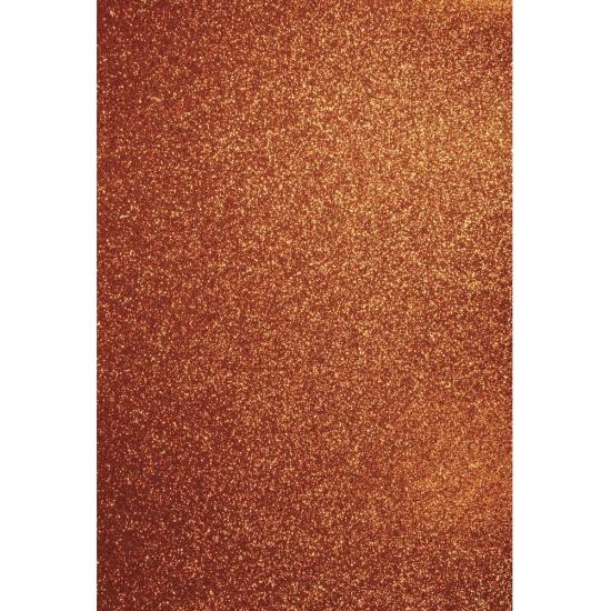 Image of Glitterend hobby karton koper