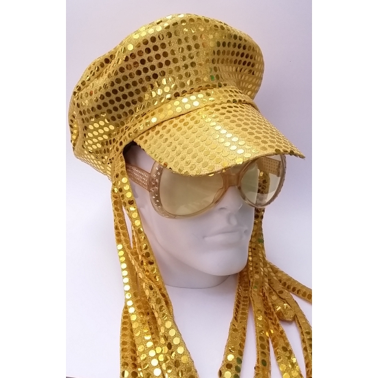 Image of Gouden feesthoedjes