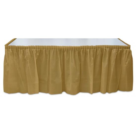 Image of Gouden tafelrok