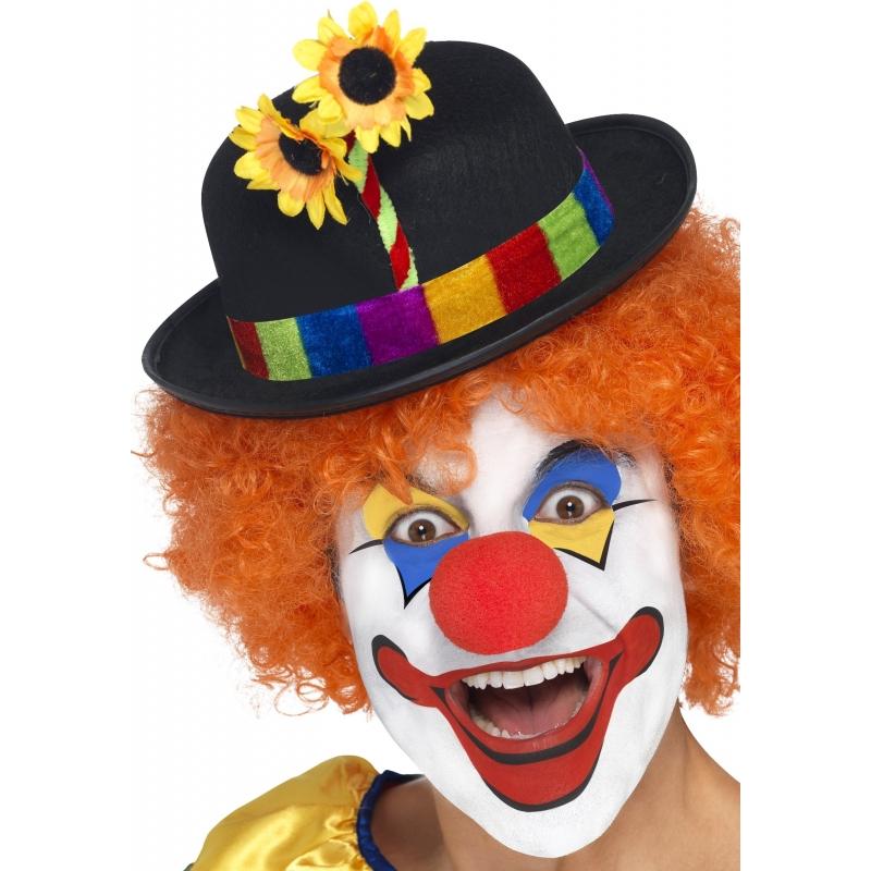 Image of Grappige hoedjes met bloem