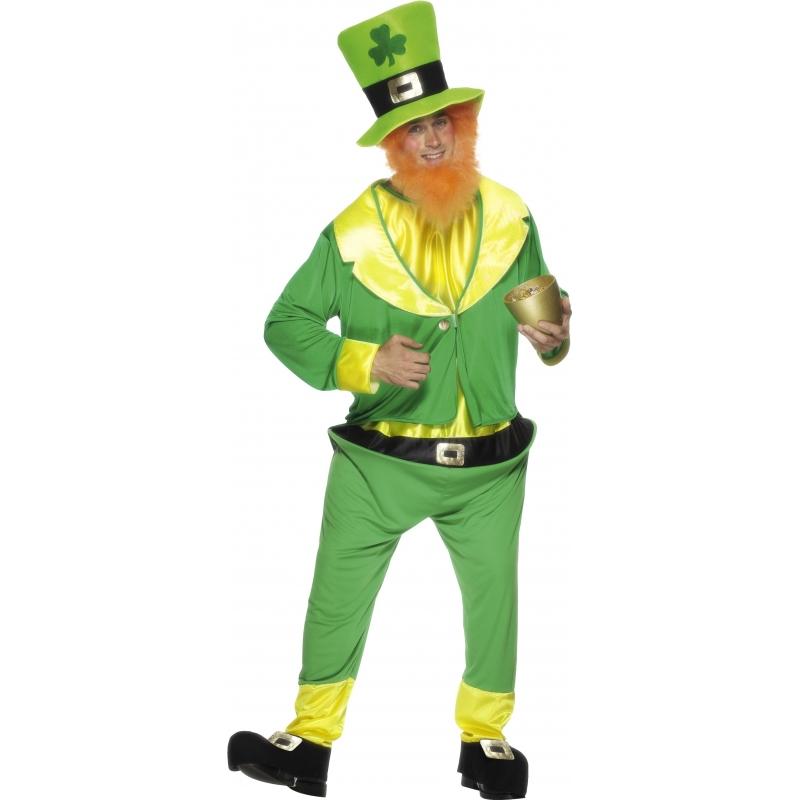 Image of Groene dwerg kostuum Ierland