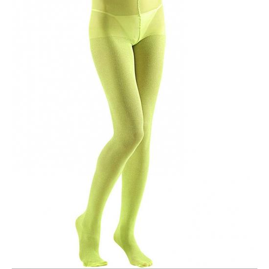 Image of Groene glans panty voor vrouwen