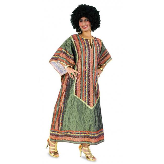 Image of Groene Kaftan kleding volwassenen