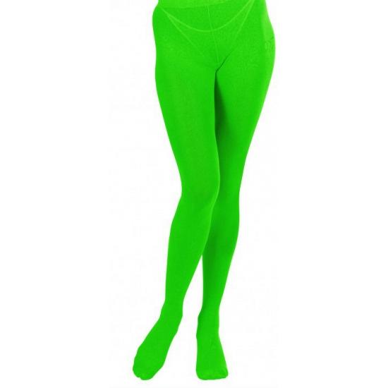 Image of Groene panty voor dames