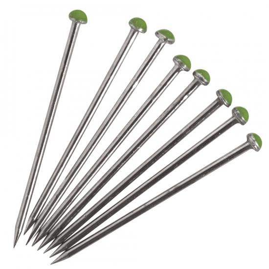 Image of Groene spelden met kopje