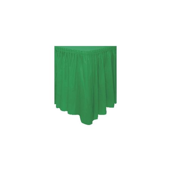 Image of Groene tafelrok