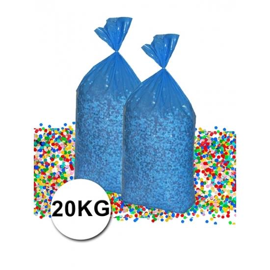 Image of Grootverpakking gerecyclede confetti 20 KG