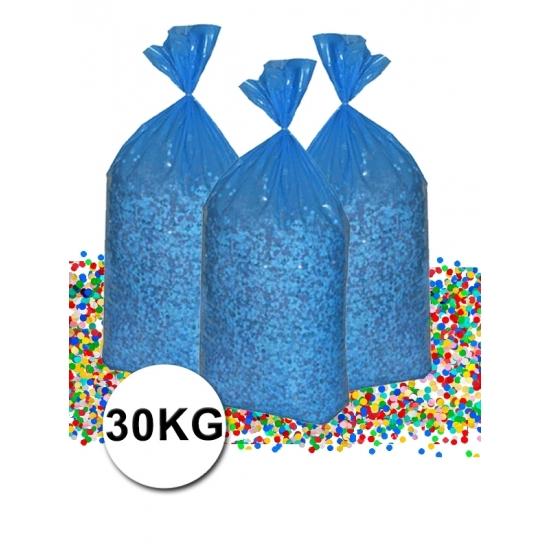 Image of Grootverpakking gerecyclede confetti 30 KG