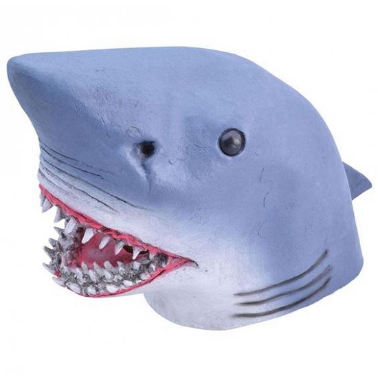 Image of Haaien kop masker voor volwassenen
