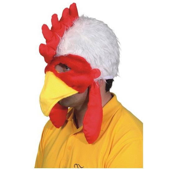 Image of Haan masker voor volwassenen