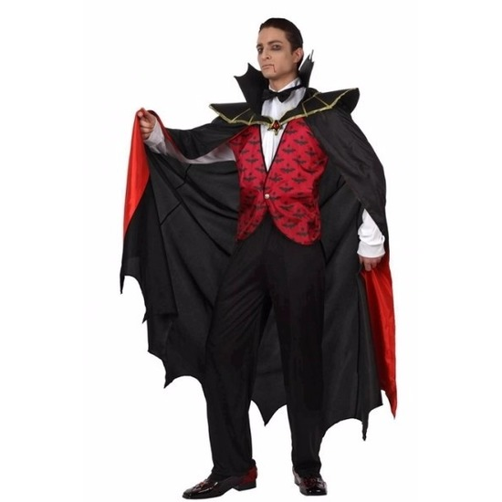 Image of Halloween verkleedkleding vampier