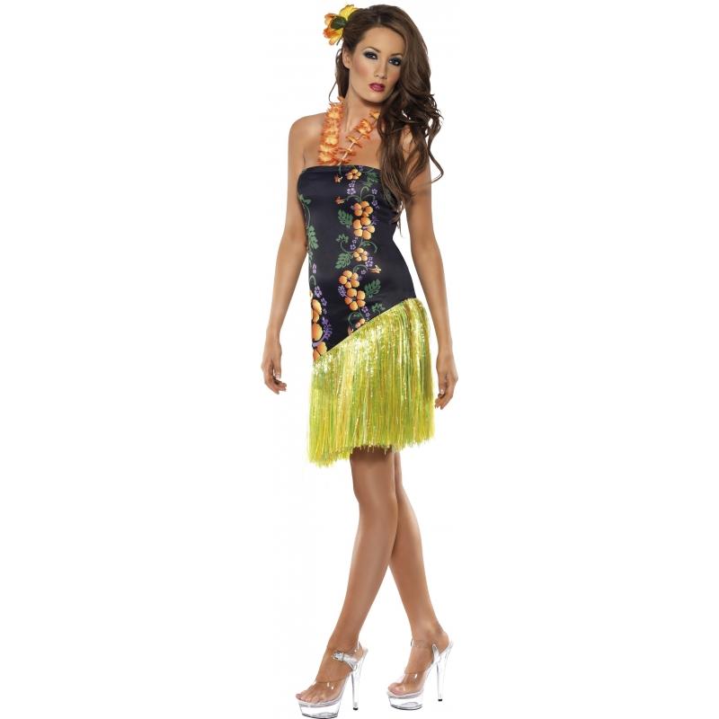 Image of Hawaiiaans kostuum voor vrouwen