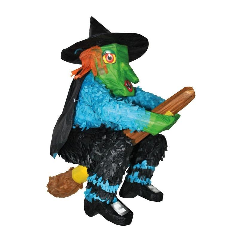 Image of Heksen feestje pinata 48 cm