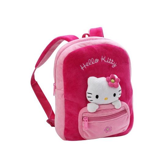 Image of Hello Kitty artikelen Pluche rugtas