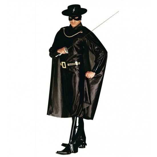 Image of Heren Zorro kostuum
