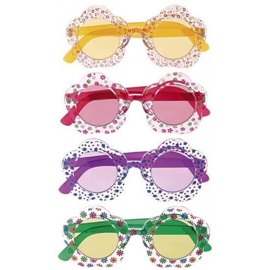 Image of Hippie bril voor volwassenen