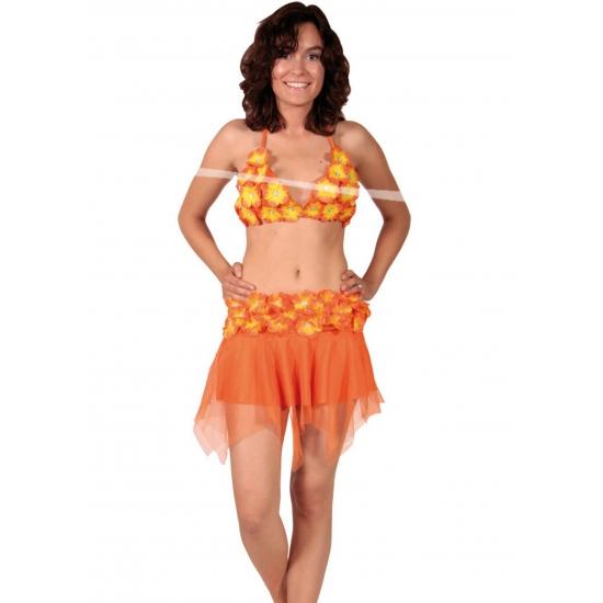 Holland Oranje biki en rokje