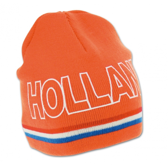 Image of Holland supporters muts oranje