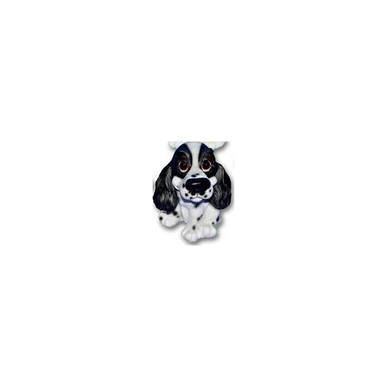 Image of Honden beeldje Cocker Spaniel puppie 13 cm