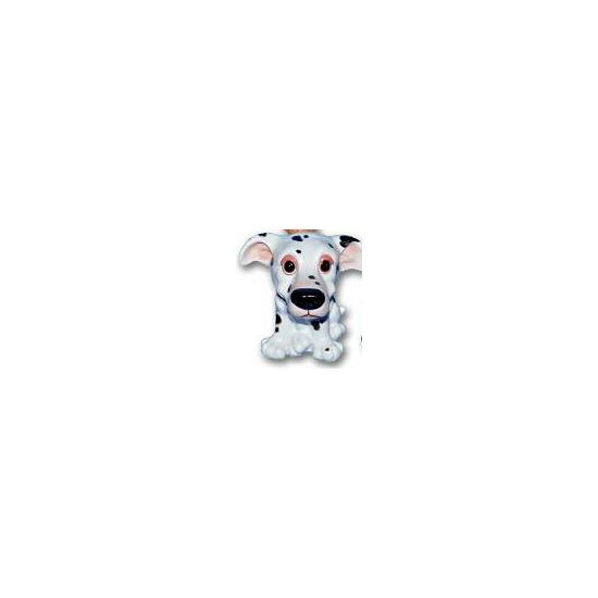 Image of Honden beeldje Dalmatier puppie 13 cm