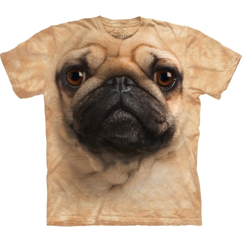 Image of Honden shirt all-over print voor kinderen