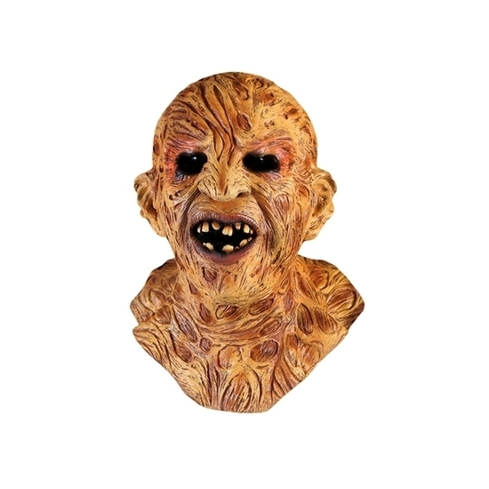 Image of Horror Freddy latex masker