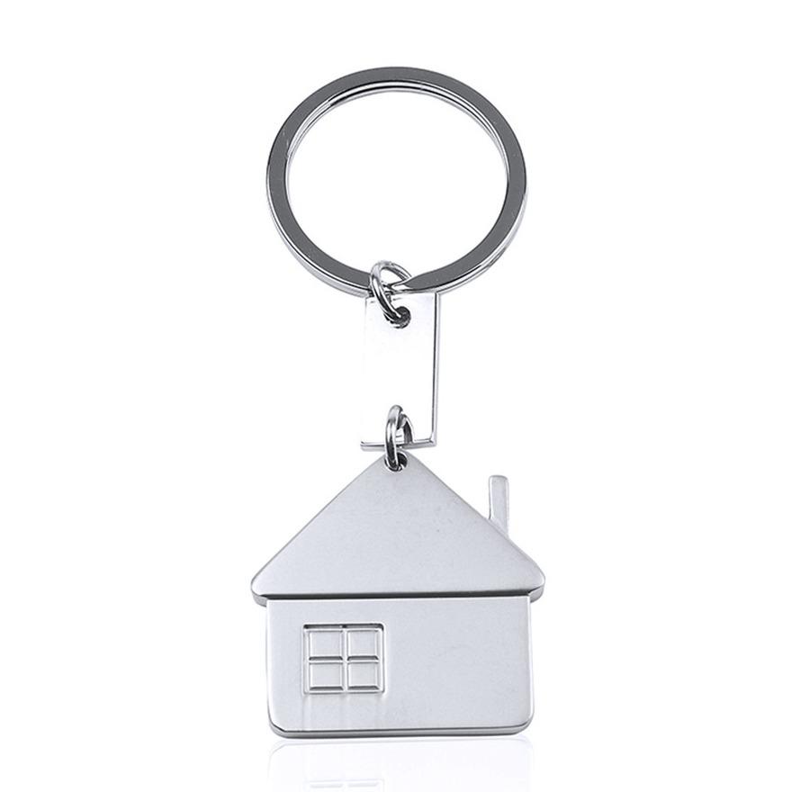 Image of Hotel sleutelhangers met huisje