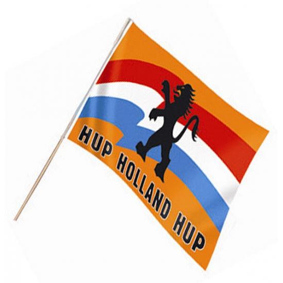 Hup Holland zwaaivlag