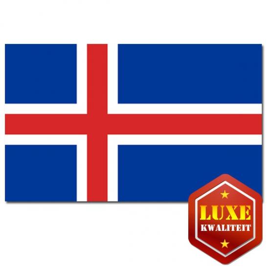 IJslandse landen vlaggen