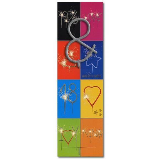 Image of Ijstaart sterretjes & teken