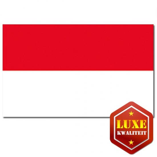 Indonesische landen vlaggen